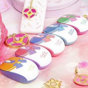 AKKO X Sailor Moon Smart1 Mouse 2.4G Wireless Mini Mouse Anime Around Mice New