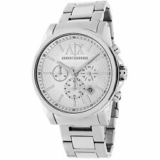 Armani Exchange Men's AX2058 'Classic' Chronograph Stainless steel Watch