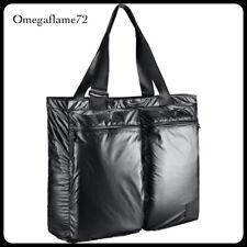 Nike Women's Metallic London Tote Shoulder Bag, BZ9810-001, Black