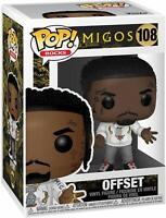Migos Offset POP! Rocks #108 Vinyl Figur Funko
