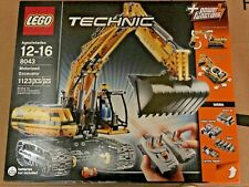 Lego 8043 Technic Motorized Excavator with Power Functions New Sealed Retired