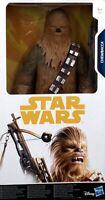 Hasbro E2988 Disney Star Wars Chewbacca Figur 30 cm Der Letzte Jedi