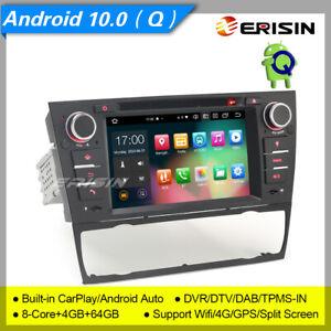 8 Core Android 10 Car DVD Player BMW 3er E90 E91 E92 E93 Stereo DAB+CarPlay 8167