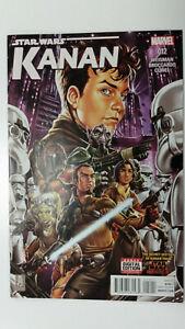 KANAN #12  1st Printing - Star Wars Rebels                  / 2016 Marvel Comics