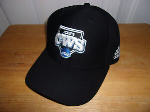 NCAA Mens College World Series Adidas Hat Cap NWT