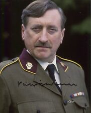 Philip Jackson Photo Signed In Person - The Last Salute - B806