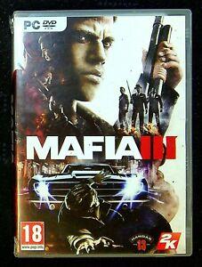 MAFIA III - Jeu PC (complet)