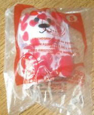 2012 Build A Bear McDonalds Happy Meal Toy - Friendship Dimples Teddy #5