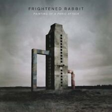 FRIGHTENED RABBIT PAINTING OF A PANIC ATTACK LP VINYL NEW 33RPM