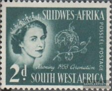 Namibië - Southwest 275 postfris MNH 1953 Queen Elizabeth II.