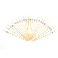 Pearl Cocktail Sticks X 100. Cute Retro Party Style. Aperitif Picks