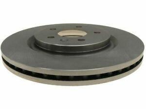 Front AC Delco Brake Rotor fits Ford Explorer 2011-2019 57YXFH