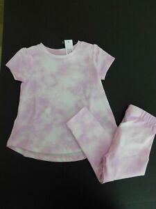 NWT Gap Baby Toddler Girl 2 Pc Set T-Shirt/Legging 6-12M 12-18M 18-24M 2Years/2T