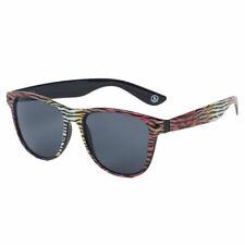 Neff Men's Daily Shades Sunglasses Tiger Stripe Black Eyewear Shades Beach Su...