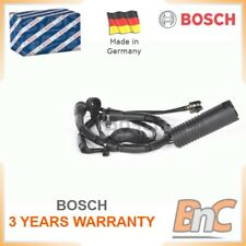 BOSCH FRONT BRAKE PAD WEAR WARNING CONTACT BMW OEM 1987474943 34351164371