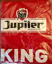 """JUPILER schort Apron schürze """"KING OF THE GRILL"""" New & Sealed COLLECTORS ITEM"""