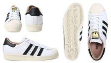 Adidas Originals Superstar 80s W Leder Sneaker Damen Schuhe Kult Retro 36,5 weiß