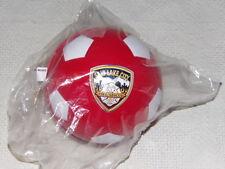 "Salt Lake City Fire Rescue Foam 4"" Mini Indoor/Outdoor Soccer Ball New"