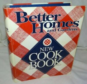 Better Homes and Gardens New Cookbook 1996 Ringbound