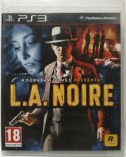 L. A. Noire. Ps3. Fisico. Pal Es