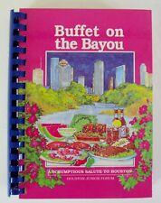 1st Ed Houston Texas Junior League Community Cookbook Tx Regional Tex-Mex Recipe