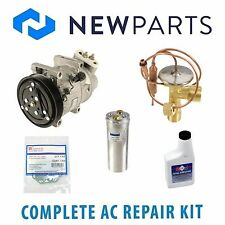 Complete AC A/C Repair Kit w/ NEW Compressor & Clutch for Nissan Maxima
