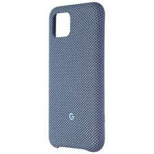Official Google Fabric Case for Google Pixel 4 Smartphones - Blue-ish