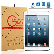 Premium Real Tempered Glass Screen Film Protector For Apple iPad Air 2 6th Gen