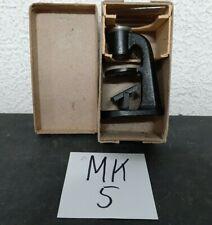 Altes Mikroskop- Hersteller Unbekannt ( MK5)