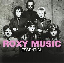 ROXY MUSIC - Essential (Best Of / Greatest Hits) - CD - NEUWARE
