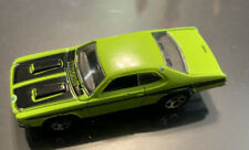 2008 HOT WHEELS  71 DODGE DEMON 340 Rare Color. Loose. Used.