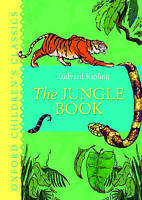 The Jungle Book: Oxford Children's Classics by Rudyard Kipling, Good Used Book (