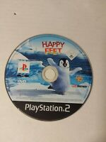 Happy Feet (Sony PlayStation 2, 2006) *Disc Only* FREE P&P