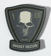 5.11 TACTICAL *** 2018 GHOST RECON *** RARE MORALE PATCH ~ AMAZING !!!