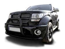 Frontschutzbügel Frontbügel Schwarz Dodge Nitro 2007- + EG Typengenemigung