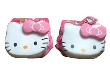 2 - HELLO KITTY LEARN TO SWIM CHILD LIFE JACKET VEST SNORKELING SWIMMING~Sm & Md