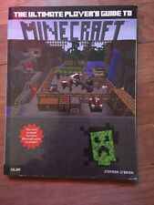 The Ultimate Player's Guide to Minecraft by Stephen O'Brien (2013, Paperback)