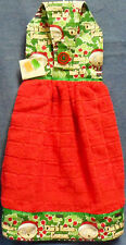 *NEW* Family Guy's Stewie Festive Christmas Red Hanging Kitchen Hand Towel #957