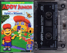 MC ADDY Junior - Geschichten über Spiel + Wissen - Karussell