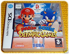 Mario & Sonic at the Olympic Games videogioco Sega DS 3DS