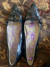 Irregular Choice vintage shoes UK size 5 flats