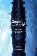 Greening the Maple (Energy, Ecology and Environment), Soper, E, Very Good, Paper