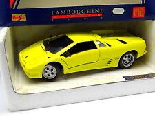 Maisto 1/18 - Lamborghini Diablo 1990 Amarillo