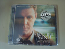 A Beautiful Mind [Original Motion Picture Soundtrack] [SACD] by James Horner NEW