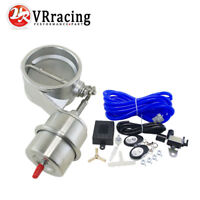 "Exhaust Control Valve Vacuum Actuator Cutout 3"" 76mm Pipe CLOSED Wireless Remote"