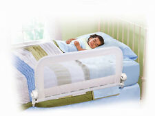 Summer Infant Fold Down Single Safety Bed Rail Guard Baby Kids Toddler Child
