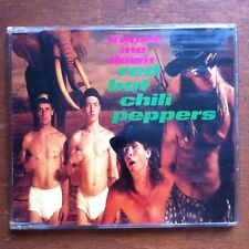 RED HOT CHILI PEPPERS - KNOCK ME DOWN * V RARE UK CD NR MINT CONDITION chilli