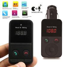 Wireless Bluetooth FM Transmitter Modulator Car MP3 Player SD USB LCD Remote ~DV