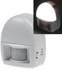 LED Nachtleuchte Notlicht Lampe Sicherheits Licht mit Bewegungsmelder 3 LEDs Neu