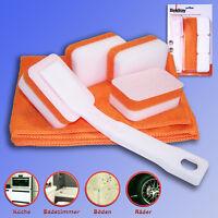 Beldray® 6-teiliges Mikrofaser Tuch und Schwamm Reinigungs Set, Scheuerschwamm